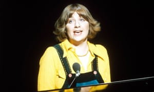 Charming the audience: Victoria Wood on ITV's New Faces (1974).