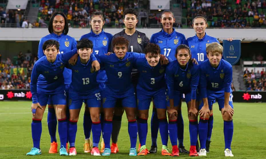 Thailand are back for their second World Cup