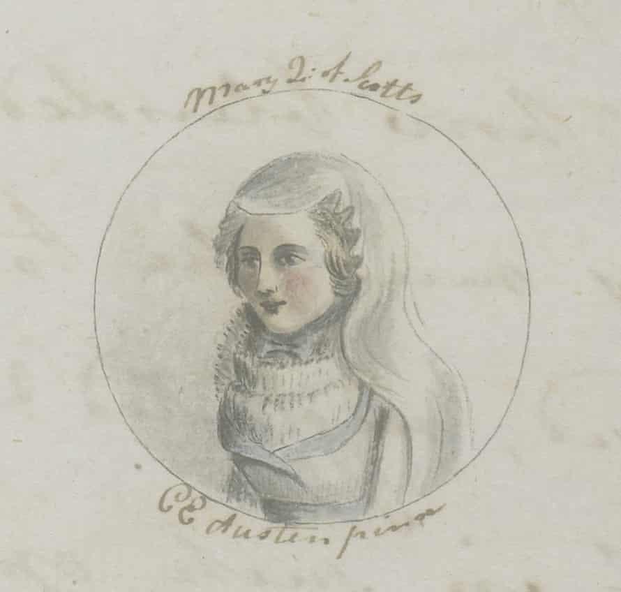 Jane Austen Cassandra Mary Queen of Scots