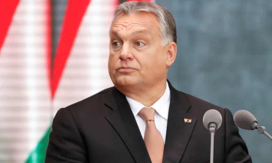 Hungarian Prime Minister Viktor Orban banned gender studies programs at the country's universities.