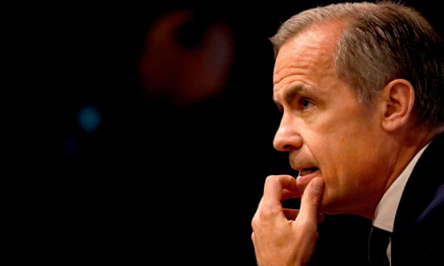 Cabinet sources said Mark Carney painted a bleak economic picture.