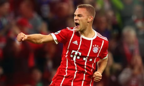 Celtic thrashed by rampant Bayern Munich in Champions League mis-match