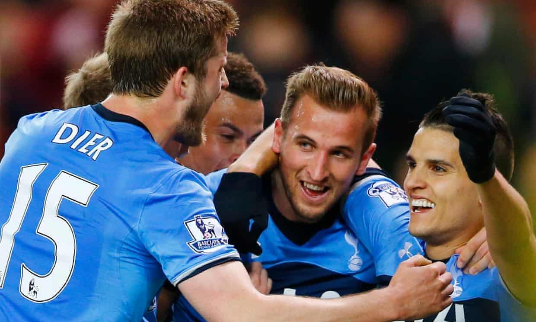 Video: Stoke City vs Tottenham Hotspur