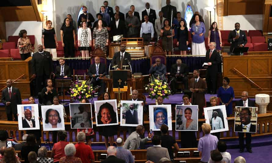 Nine victims