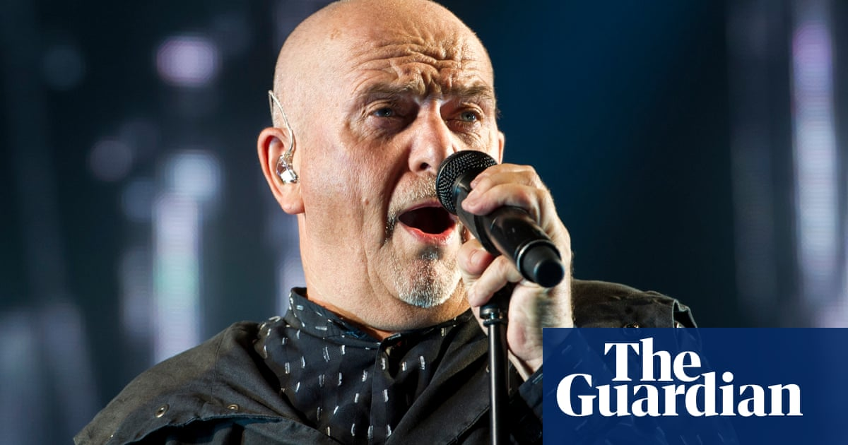 Peter Gabriel 10 Of The Best Music The Guardian