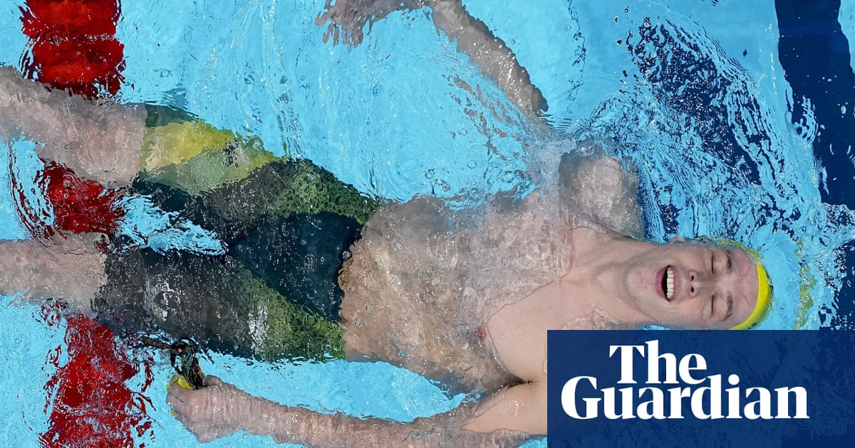 Zac Stubblety-Cook wins swimming gold for Australia after stunning last lap