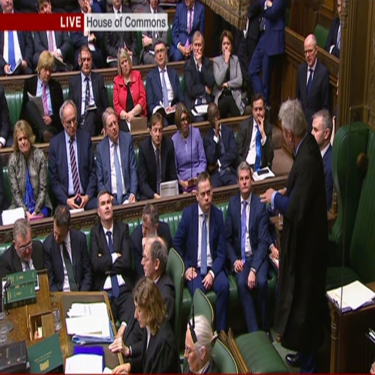 Brexit boost for BBC Parliament as channel briefly outrates MTV