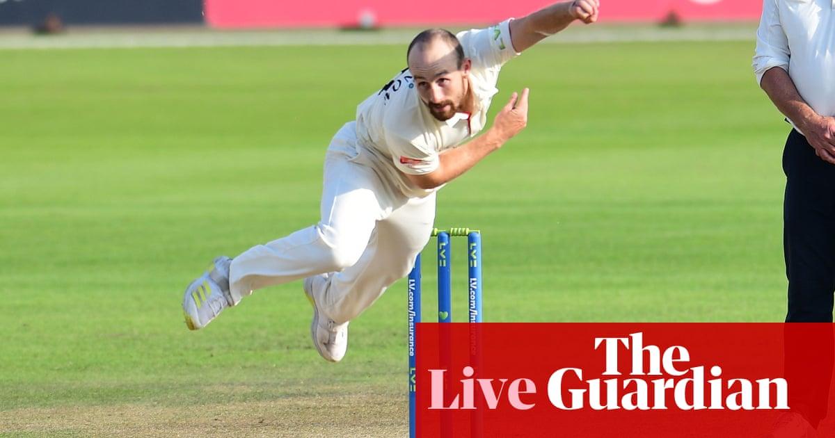 Notts v Lancashire, Warks v Hampshire and more: county cricket – live!
