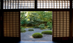 Respect for spaces and objects … Shunkoin Garden, Myōshin-ji temple, Kyoto, Japan.