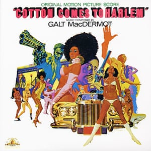 Cotton Goes To Hollywood by Galt MacDermot