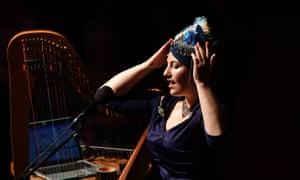 """Cevanne Horrocks-Hopayian's """"sonic bonnet"""""""