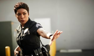 Angela Bassett in 9-1-1, Sky Witness