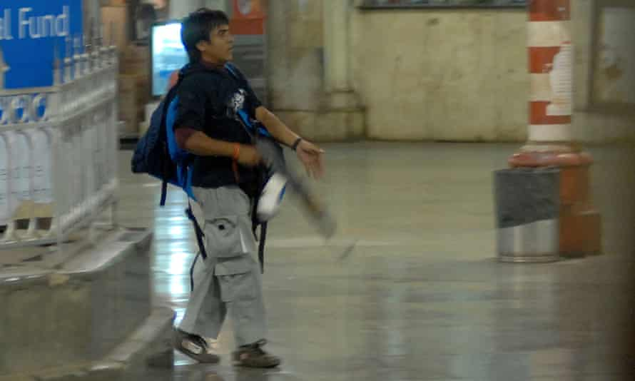Mohammed Ajmal Kasab, one of the gunmen in the 2008 Mumbai terrorist attacks, which left 166 people dead