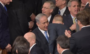 Netanyahu arrives