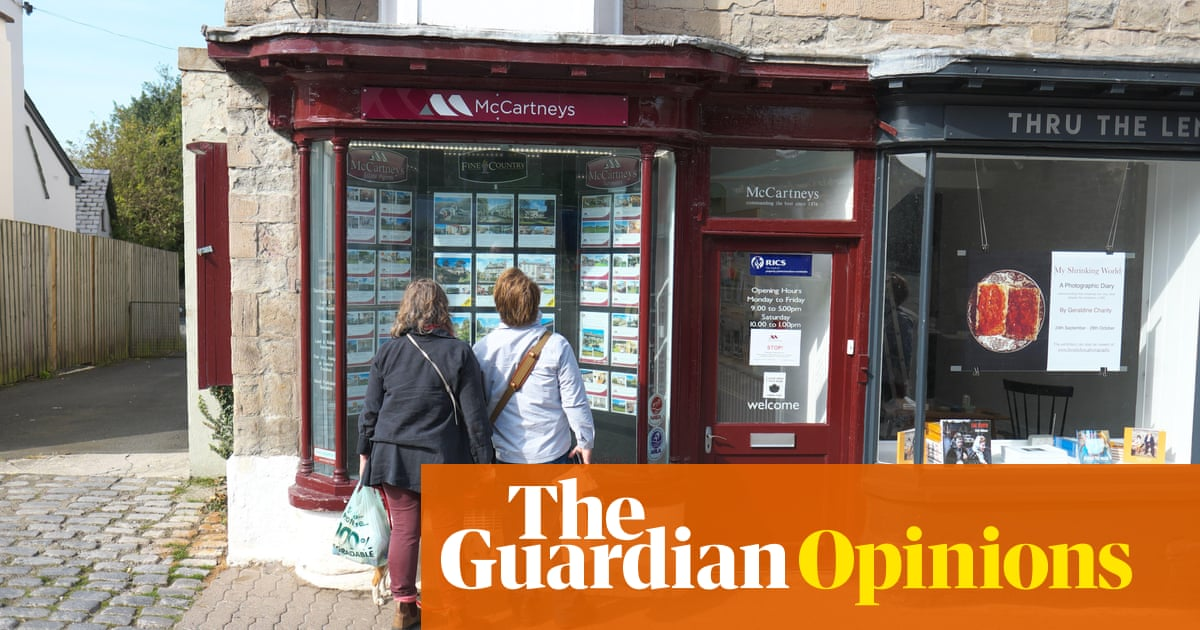 Inheritance, not work, has become the main route to middle-class home ownership | Lisa Adkins