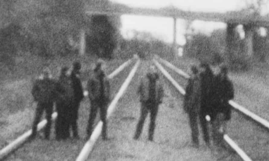 Music that evokes our political chaos … Godspeed You! Black Emperor.