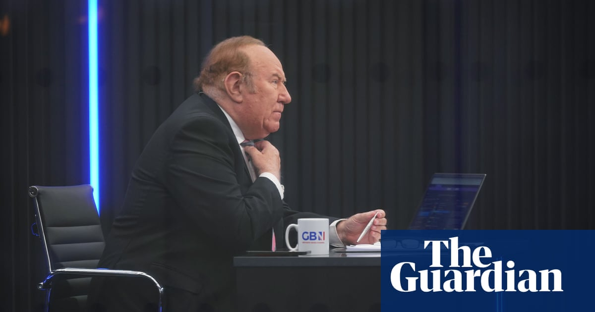 Behind the scenes of Andrew Neil's departure from GB News