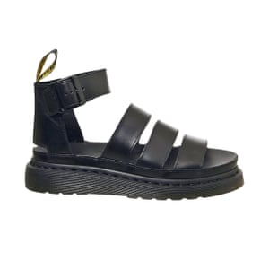 Chunky, £115, by Dr Martens, office.co.uk