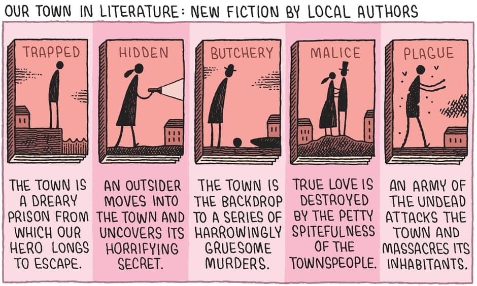 New fiction authors