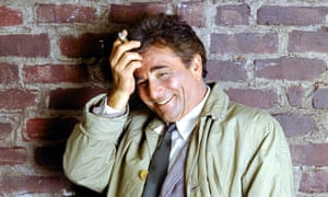 Columbo, an inspiration for the Mystery Show
