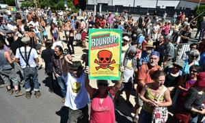 Some European countries are blocking the attempt to give glyphosate a new 10-year licence.