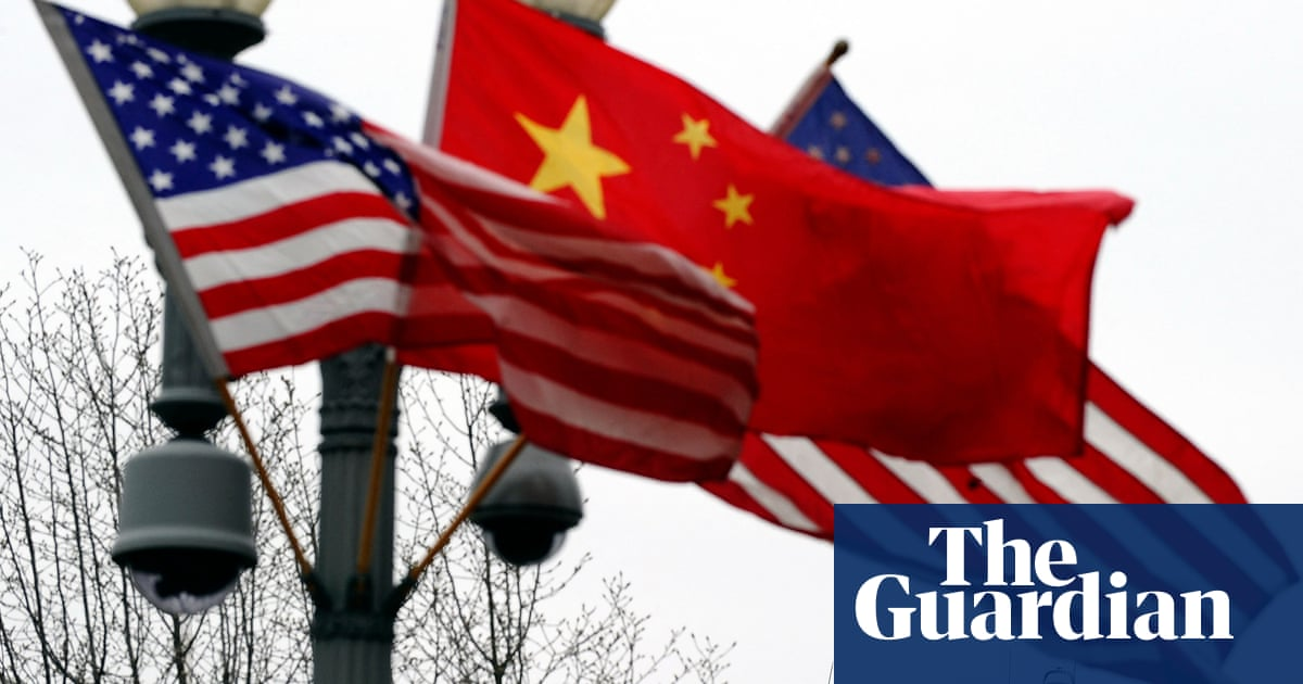 Most Europeans believe US in new cold war with China and Russia – poll
