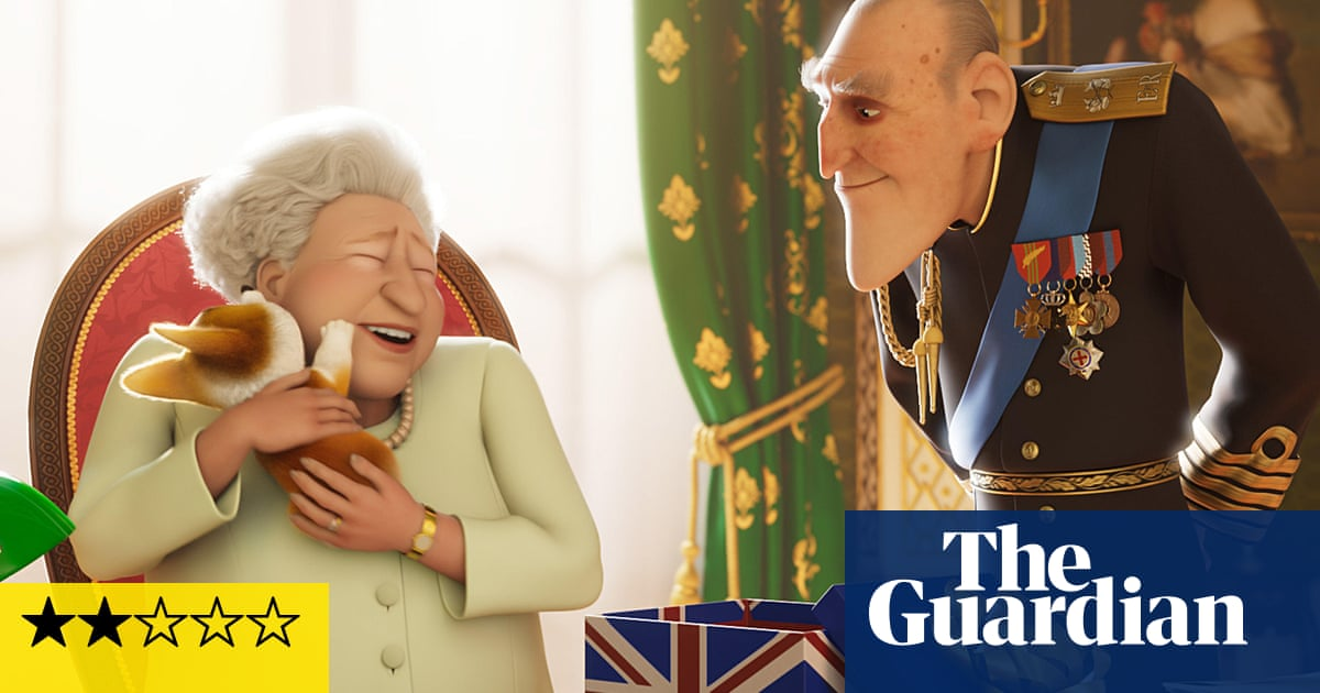 The Queen's Corgi review – palace pooch in the doghouse