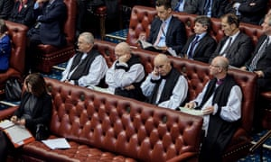Bishops in the House of Lords