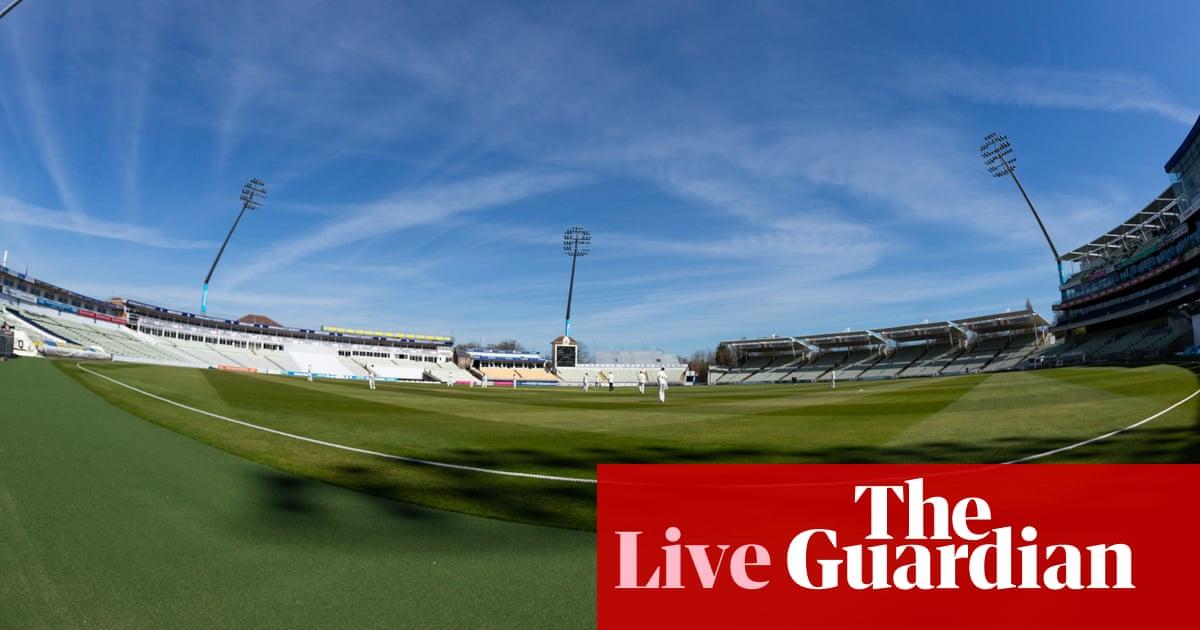 Warwickshire v Essex, Sussex v Yorks and more: county cricket – live!