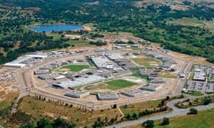 Mule Creek state prison.
