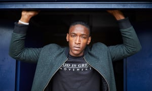 Omar Beckles, who was playing in the sixth tier in 2015, is on the verge of promotion to the Championship. 'I didn't dream or fathom being in this predicament,' he says.