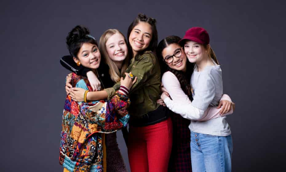 The Baby-Sitters Club cast