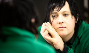 Writer singer and musician Anohni of Antony and the Johnsons, who pay tribute to  Marsha P Johnson