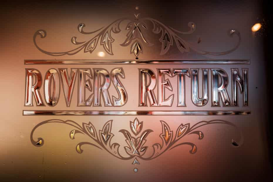 The Rovers Return.