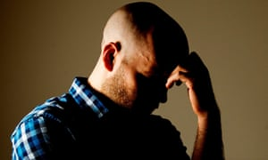 More than a quarter of men surveyed admitted they had not sought medical help for a mental health problem.