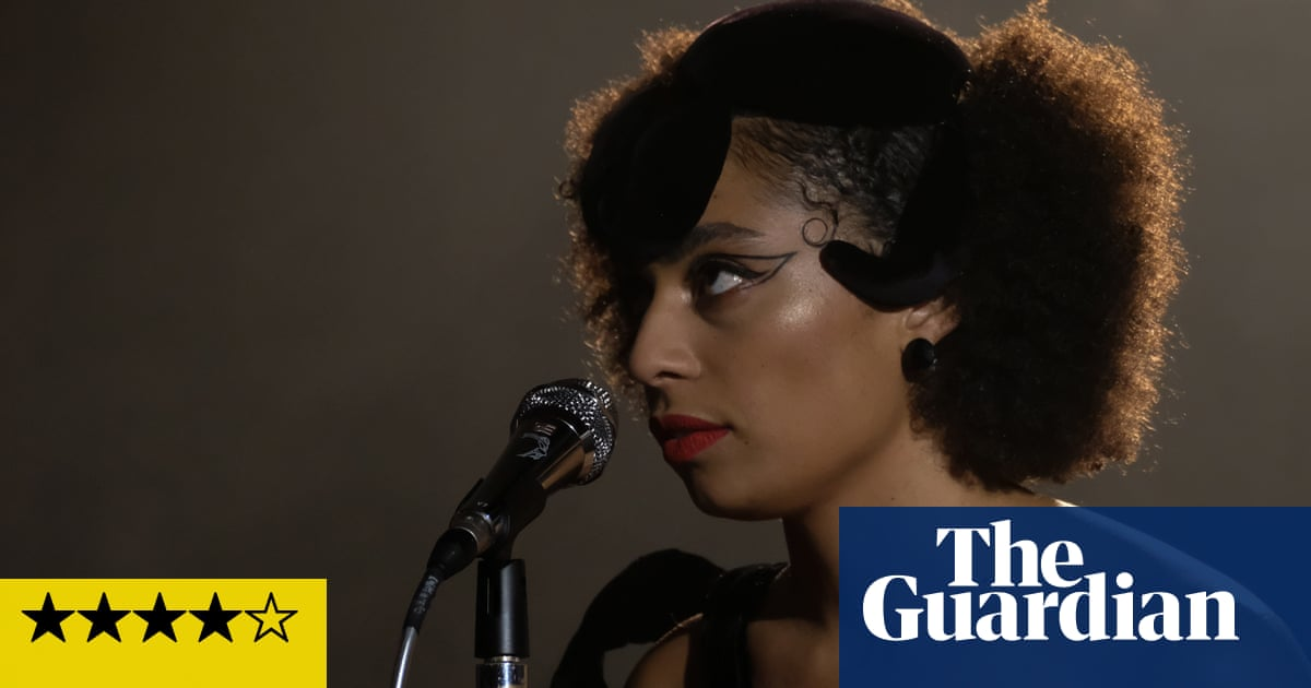 Celeste review – audience transfixed by singer's stillness and poise