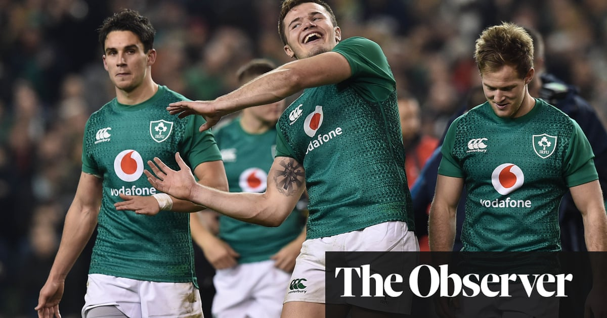 All Blacks' Steve Hansen hails Ireland as best in world after defeat