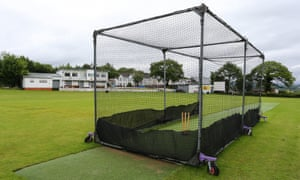 Club cricketers are able to train but not to play under current government guidelines but he ECB is hoping that stance will change in July and allow the recreational game to resume.