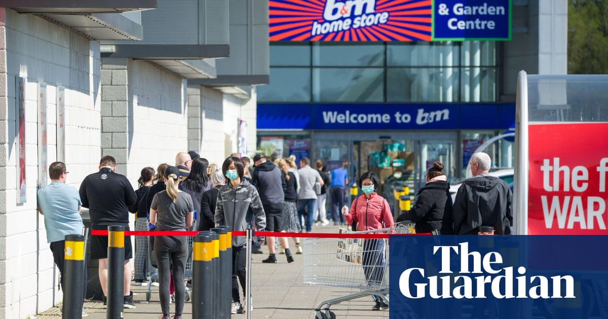 B&M to open 45 new homewares stores as annual profits double