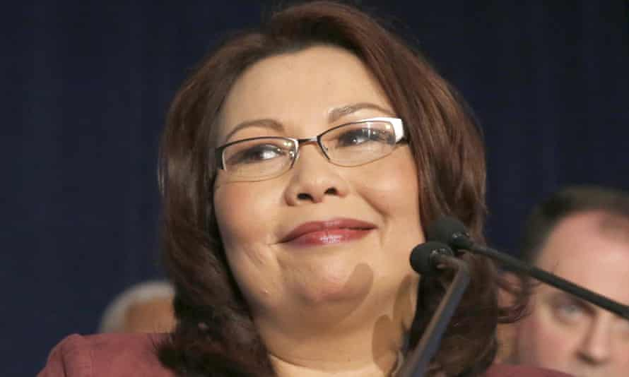 Democratic morale was buoyed slightly by a Senate victory in Illinois, where congresswoman Tammy Duckworth beat the Republican incumbent.