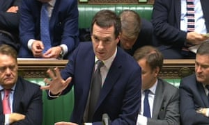 George Osborne faces a Commons debate on the issue on Tuesday.