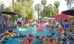 Palm Springs goes kitsch during Coachella in 2016