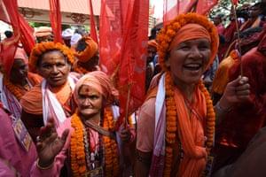Indian Hindu sadhvis