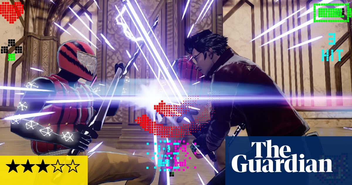 No More Heroes 3 review – anarchic alien-killer goes out with a bang