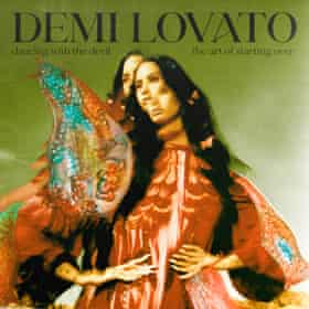 Demi Lovato: Dancing With the Devil ... The Art of Starting Over album cover