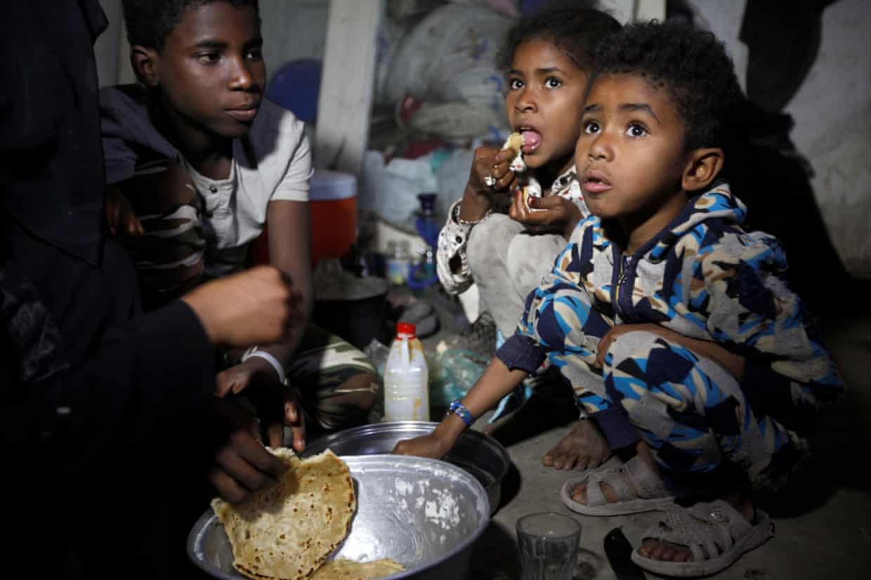 Food, clothes, medicine: People of Yemen want same life as us