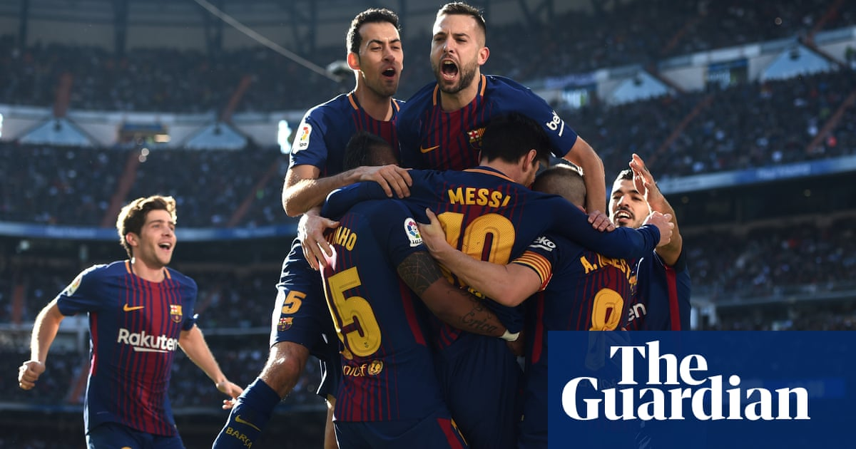 0d031055ff8 Facebook buys rights to show La Liga games in India
