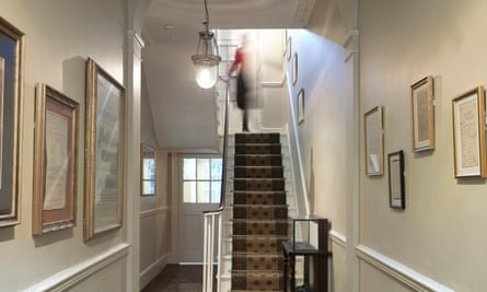 The Charles Dickens Museum in Doughty Street, London
