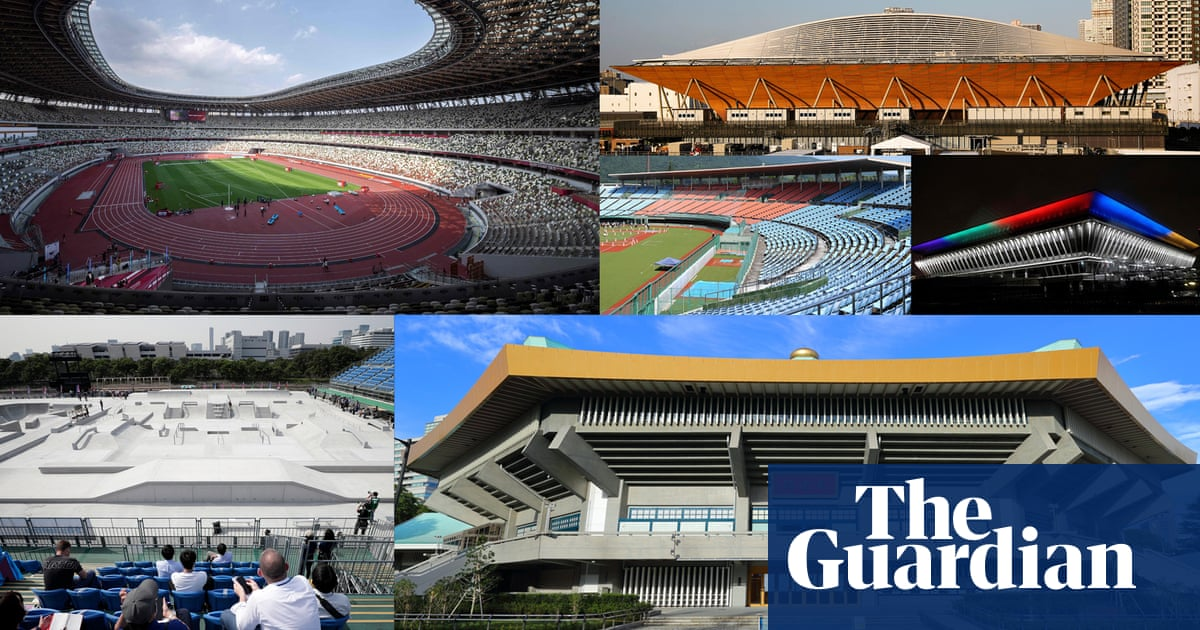 Tokio 2020: guide to the venues for the delayed Olympic Games