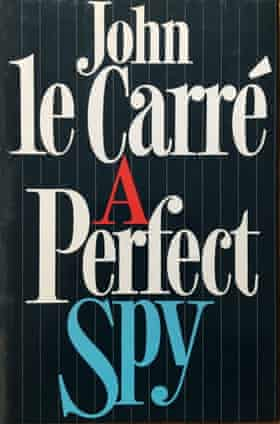 Cover of John le Carré's A Perfect Spy